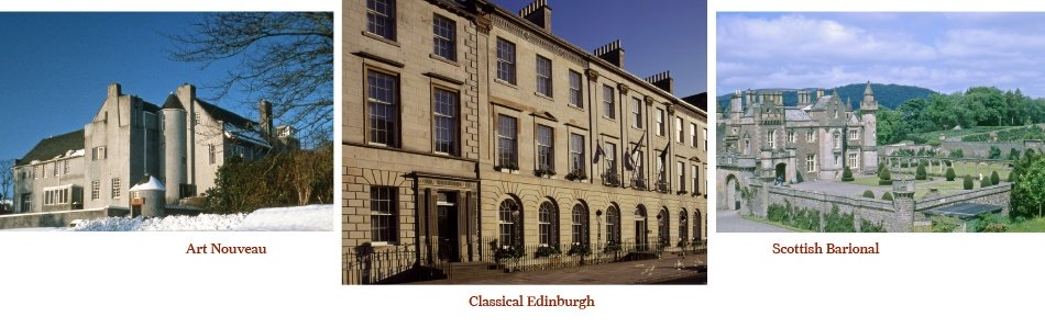 Residential Architectural Styles in Scotland - Historic Scotland