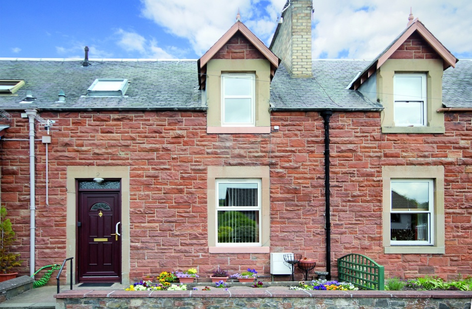 Picturesque village life in the Borders - Feature Property