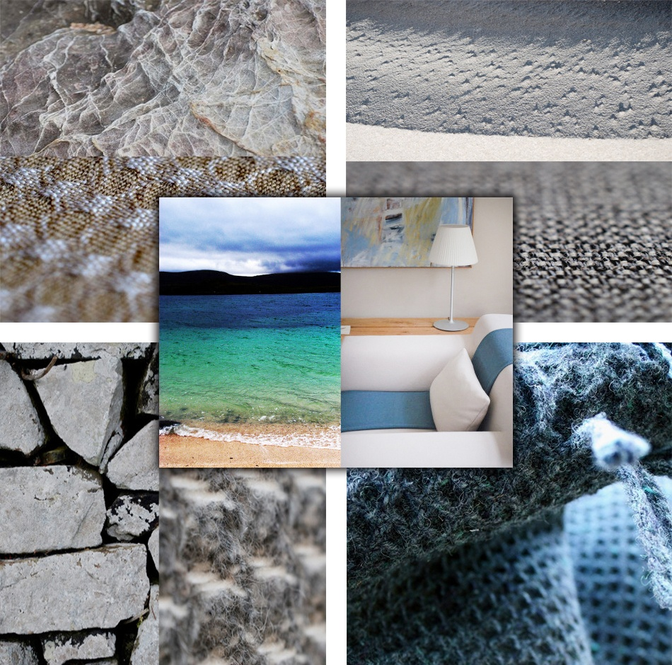 Inspired by Scottish Nature - Bute Fabrics